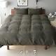 洗いざらし リネン フラットシーツ シングルサイズ 150×250cm【日本製】【送料無料】麻100% 冬にも最適 速乾 抗菌 防臭 やわらか リピート フレンチリネン ホテル シンプル 無地 ハイセンス 上質 やわらか