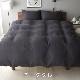洗いざらし リネン ボックスシーツ1枚+ピロケース2枚 ダブルサイズ3点セット【日本製】【送料無料】麻100% やわらか 冬にも最適 フレンチリネン 上質 リピート ホテル 無地 シンプル 組み合わせ