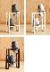 「木製スリッパラック(2段)」