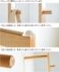 木製 スリムハンガー