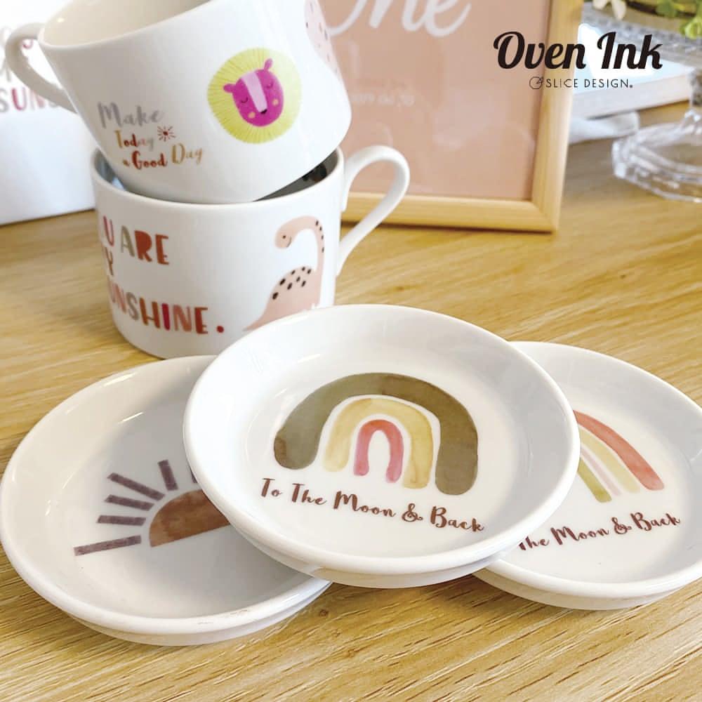 モン プチ(ガール)  A4サイズ - Mon Petit(GIRL) [オーブンインクアートシート][ネコポス配送可] ■OVEN INK-オーブンインク(オーブンレンジ焼成用)