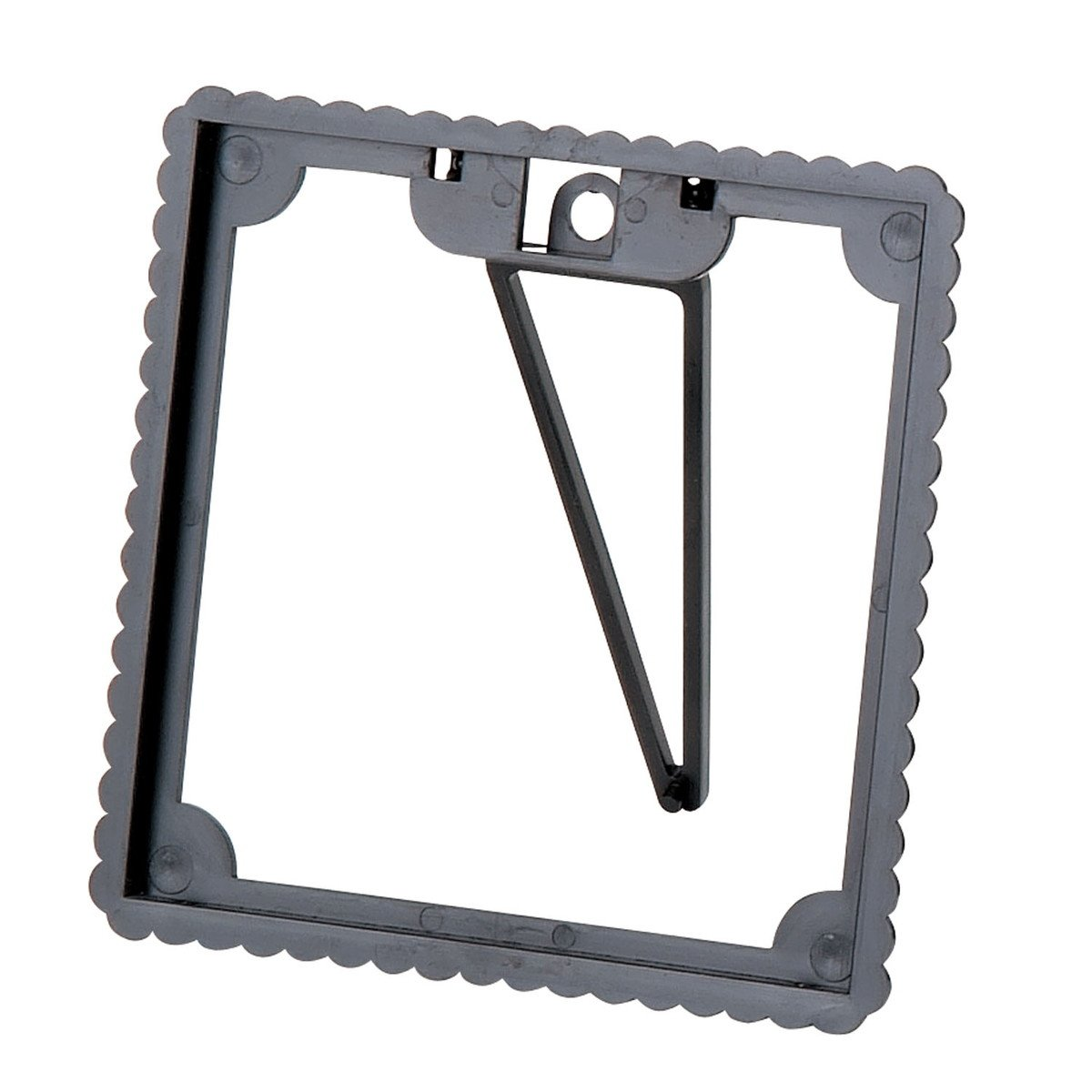 10�・15�タイル用 プラスチック額縁(ブラック)