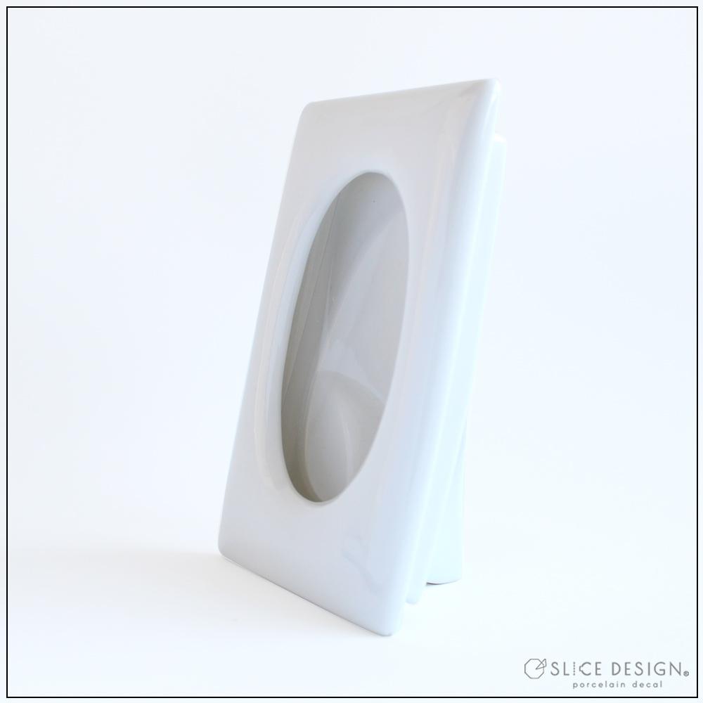写真立て 中 [宅配便配送] ■白磁・ガラス