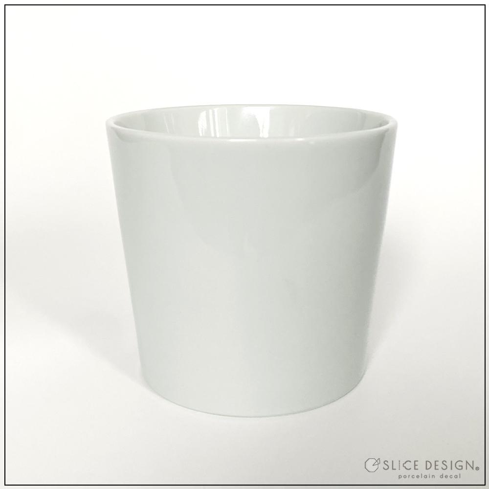 プランター [宅配便配送] ■白磁・ガラス
