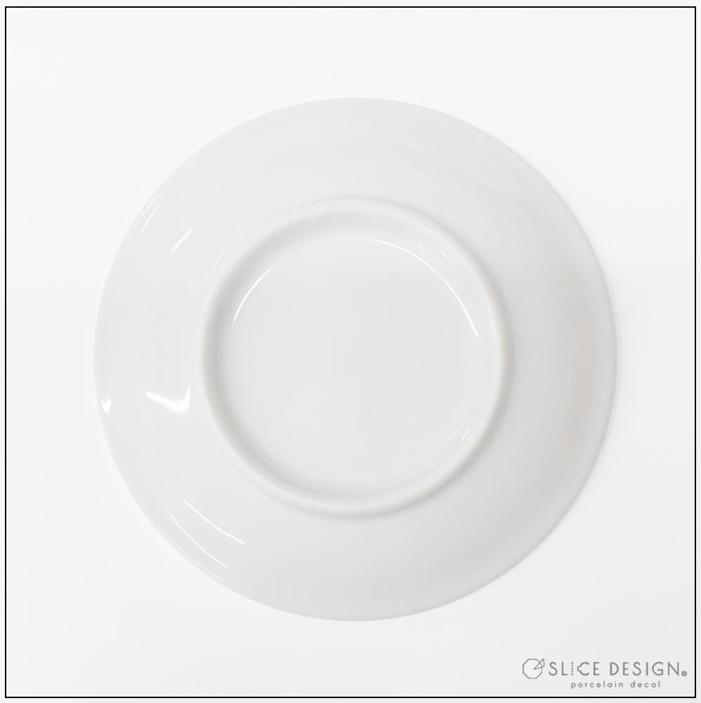 15� シンプルプレート [宅配便配送] ■白磁・ガラス