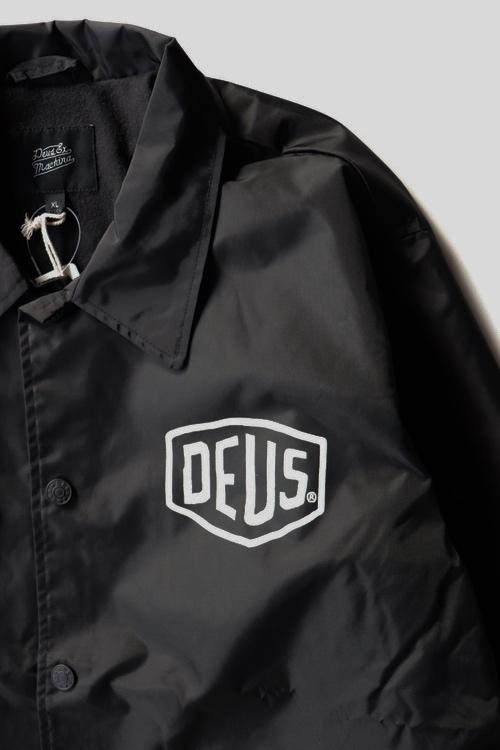 DEUS EX  MACHINA/TOKYO COACH