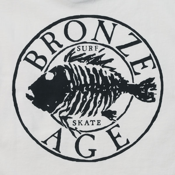 BACKDROP x BRONZE AGE/POCKET S/S TEE
