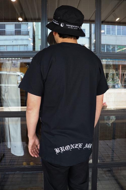 BACKDROP x BRONZE AGE/BANDANA S/S TEE