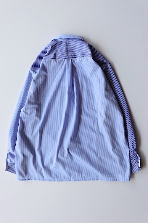 """CURLY/CLOUDY L/S SHIRTS """"Panel Stripe"""""""
