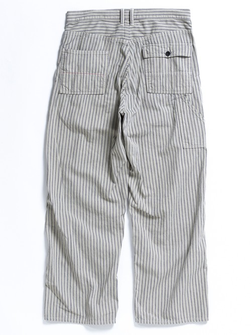 ANACHRONORM/DOUBLE KNEE PAINTER PANTS