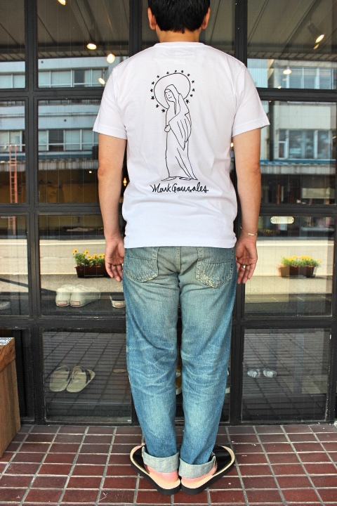 Mark Gonzales/Pocket Heavy TEE
