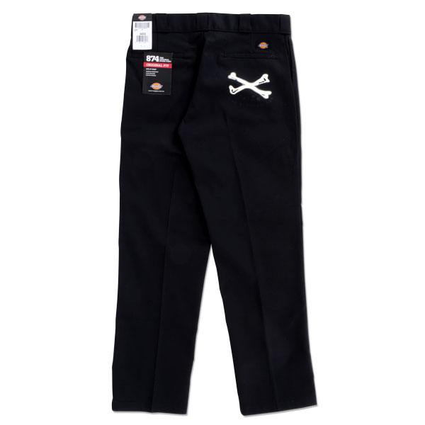 BACKDROP/ DICKIES 874 CROSS BONE