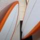 """RYAN BURCH SURFBOARDS ライアンバーチ サーフボード LATE CUT FISH MODEL 5'8"""" SLOWLIFE 別注モデル サンディエゴで最もアツい若手シェイパー入手困難"""