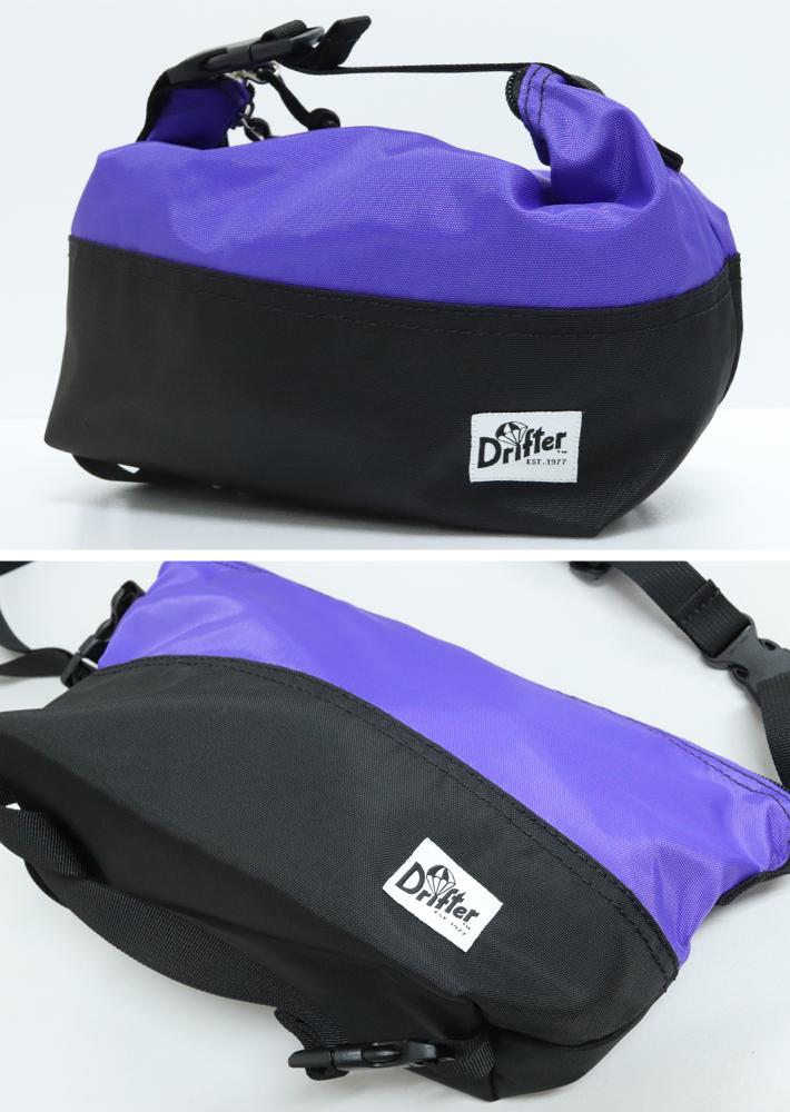 Drifter ドリフター ARE WAY POUCH S ポーチ ショルダーバッグ サコッシュ 小物入れ バッグ 鞄 アウトドア