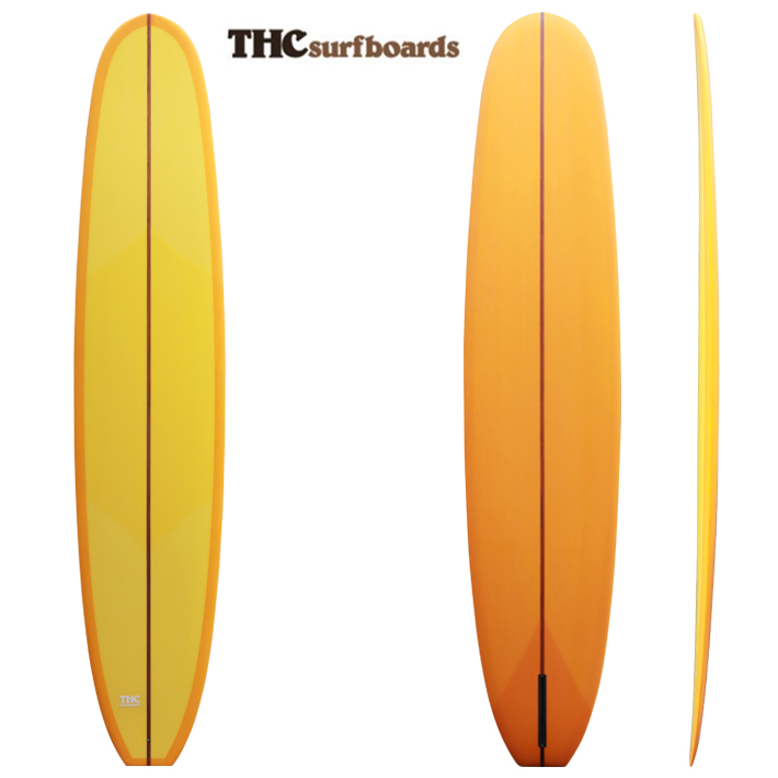 """9'7 Spring Field """"Double Step"""" by THC Surfboard  シェイパー:Barret Miller(バレットミラー) ジョエル・チューダー ロングボード ※別途送料"""