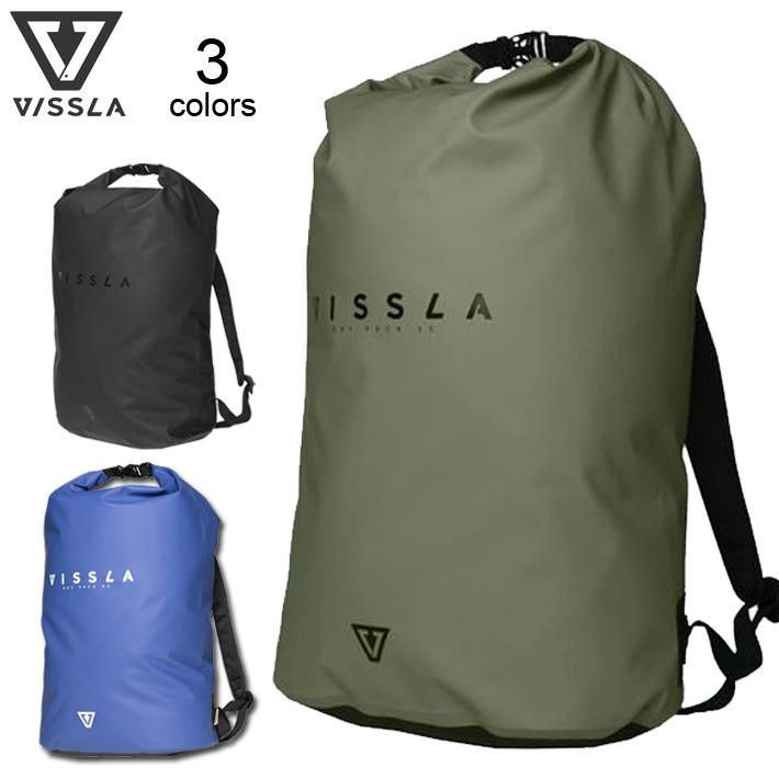 VISSLA ヴィスラ vissla drypack 35L MABGKSDP19FA ドライバッグ ウェットバッグ ウェットスーツ