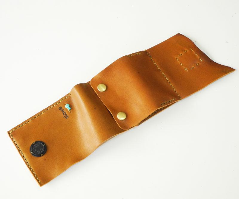 Bestia Half Wallet