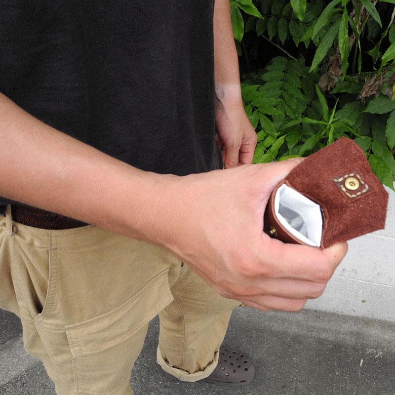 Portable Ashtray