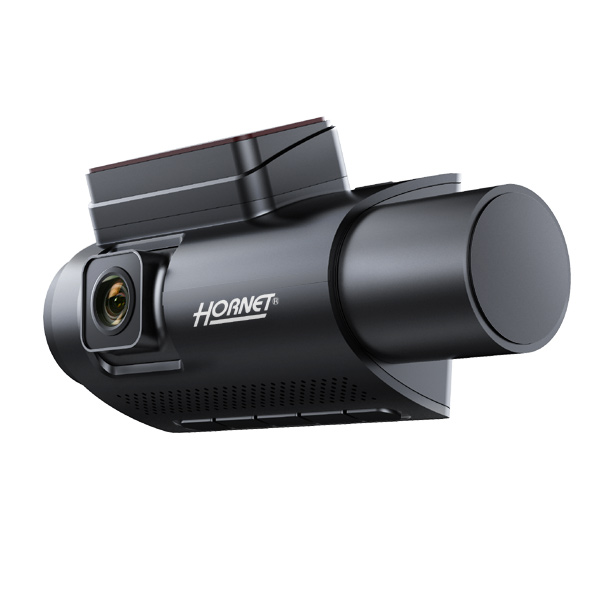 3カメラ HORNETセキュリティドライブレコーダー HSDR300-701SL