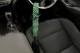 着せ替え保護カバー市松模様 緑黒付き!加藤電機 HORNETメタルワイヤー式ハンドルロック LH-3SR-G