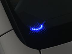 名古屋市内限定 セキュリティラウンジオリジナル 50プリウス 出張取付 純正キーレス連動HORNETセット