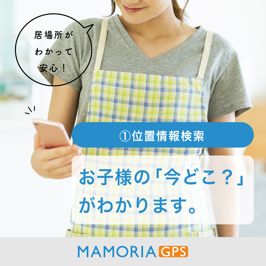 マモリアGPS【コミコミ2年プラン】