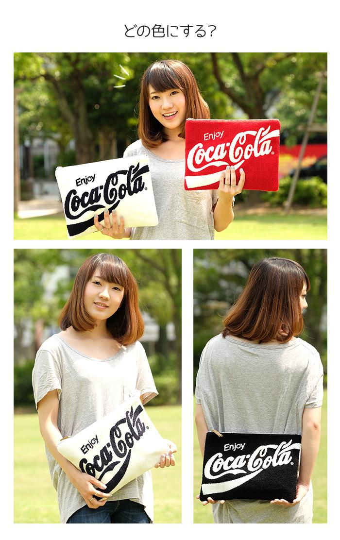【送料無料】 コカ・コーラ クラッチバッグ メンズ レディース かわいい ファッション 05P03Dec16