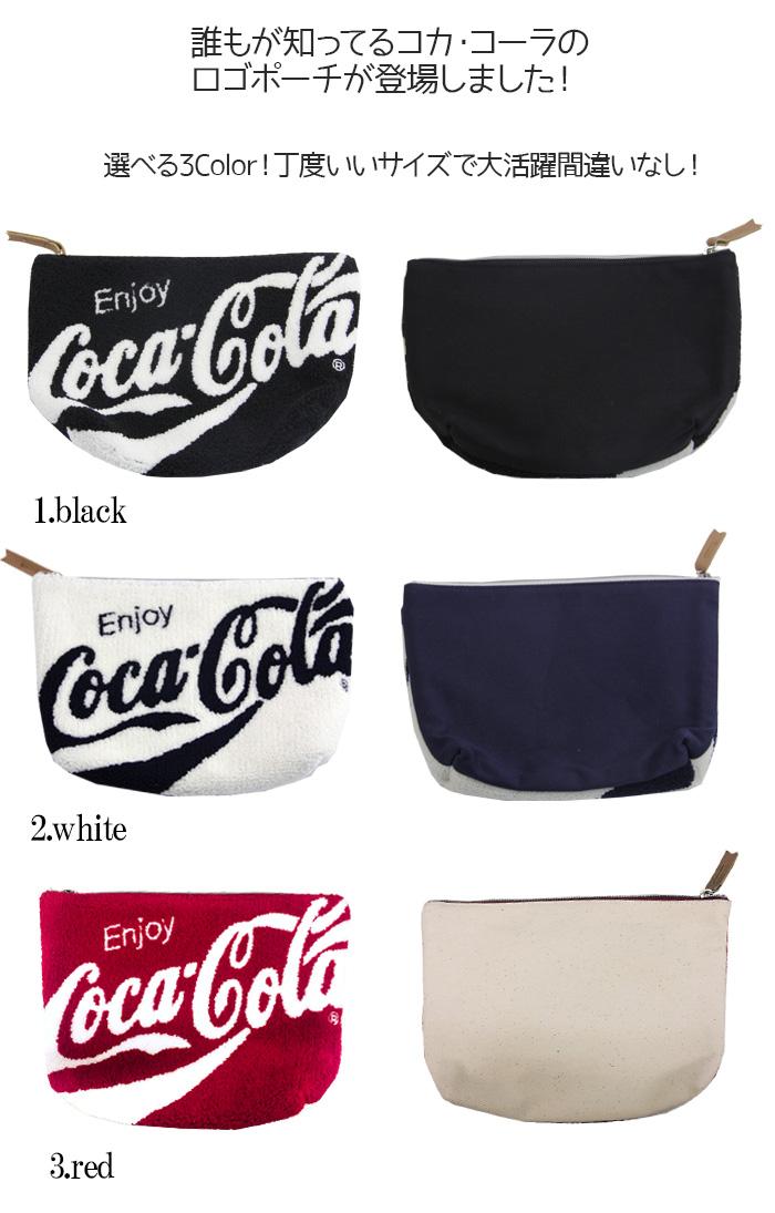 コカ・コーラ ポーチ メンズ レディース かわいい ファッション