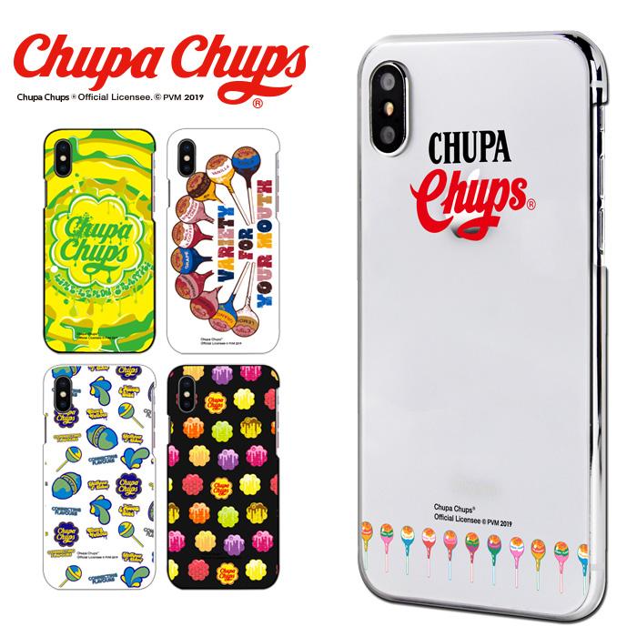 スマホケース 全機種対応 チュッパチャプス Chupa Chups iPhone11 Pro max xperia8 iPhone xr iPhone8 Galaxy Note10+ S10 AQUOS zero2 Xperia5 Pixel 4 3a p30lite s3 ケース 携帯 ハード カバー コラボ アイフォン11 エクスペリア5 デザイン ギャラクシー