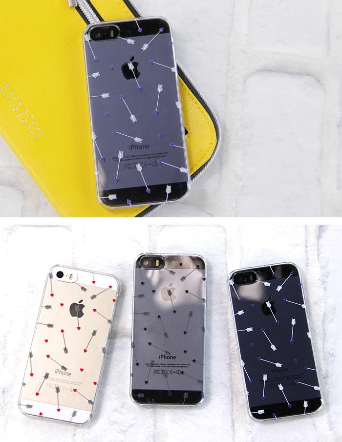 スマホケース 全機種対応 iPhone11 AQUOS R3 Xperia8 Xperia1 エクスペリア iPhone XR iPhone8 nova lite 3 ギャラクシー Galaxy Note10+ S10 arrows Be3 F-02L Pixel 4 3a Android One S5 デザイン ハートアロー かわいい おしゃれ 携帯ケース カバー ハード クリア