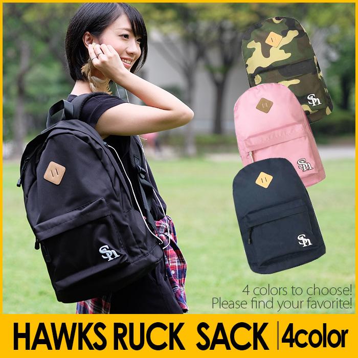 ソフトバンクホークス リュックサック メンズ レディース かわいい ファッション hawks ホークス グッズ