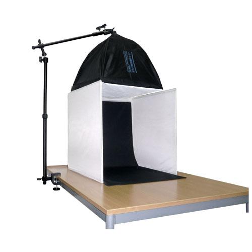 LPL ウェブミニスタジオセット WS-50SP アクセサリー・小物雑貨等の撮影に最適ミニスタジオ