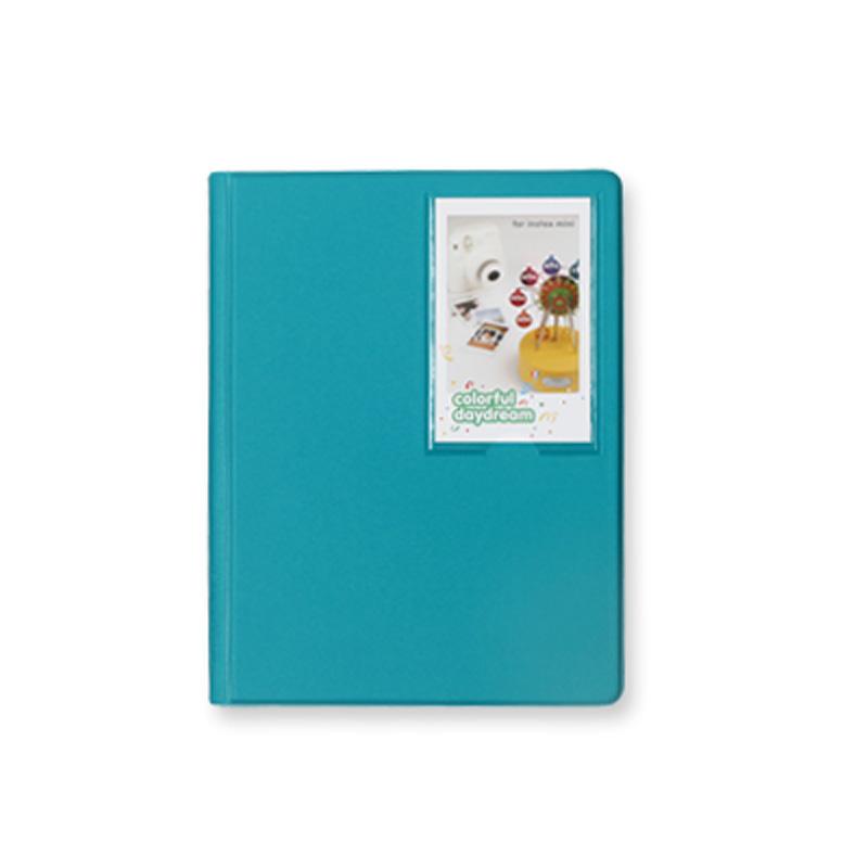 2nul チェキアルバム mini polaroid album L (97枚収納)