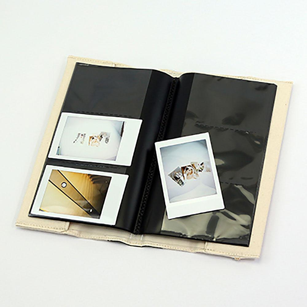 山田屋写真用品 ポケットアルバム [チェキフィルム用アルバム 72枚収納]