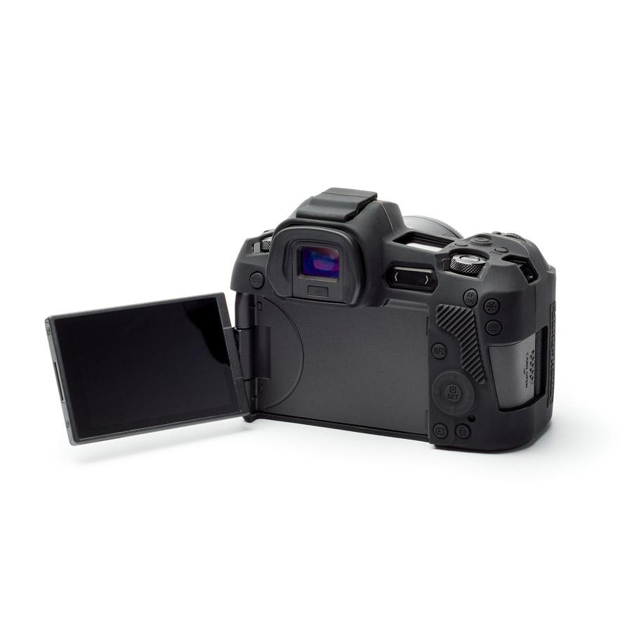 イージーカバー EOS R  用 ブラック 液晶保護フィルム付属