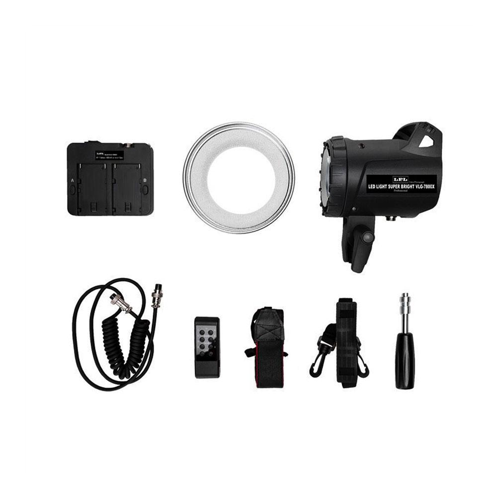 LPL LEDライト スーパーブライト VLG-7800X