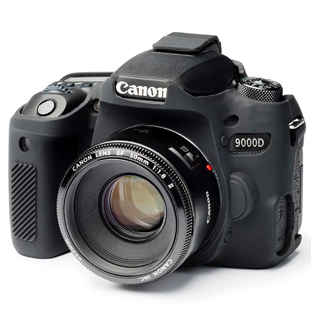 イージーカバー Canon EOS 9000D 用 ブラック