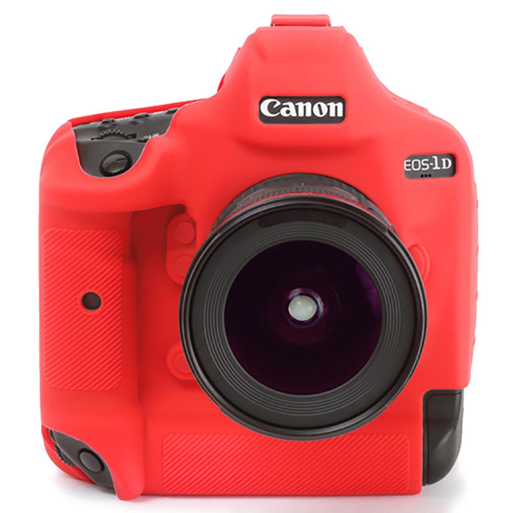 イージーカバー Canon EOS-1D X Mark II 用 レッド