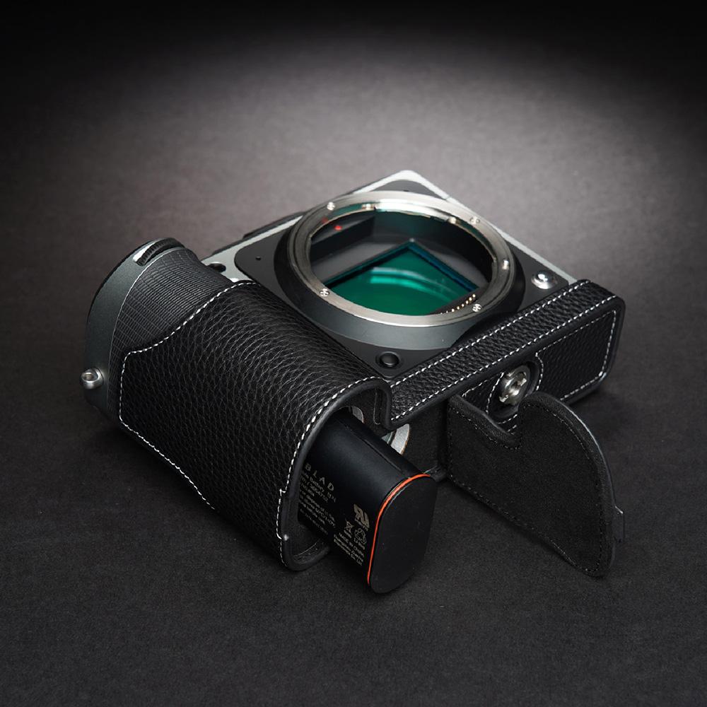TP Original Hasselblad X1D II 50C 用 ボディーハーフケース ブラック