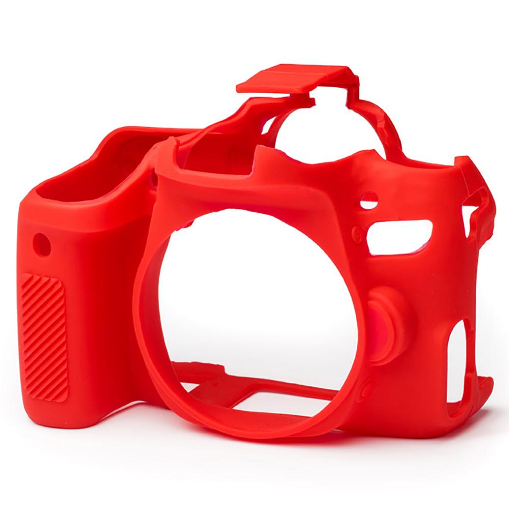 イージーカバー Canon EOS 9000D 用 レッド