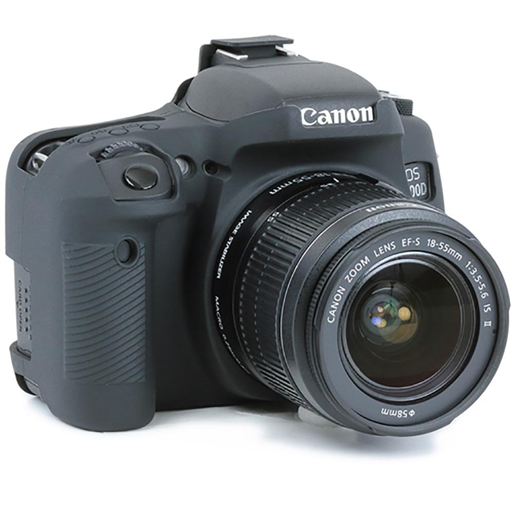 イージーカバー Canon EOS 8000D 用 ブラック