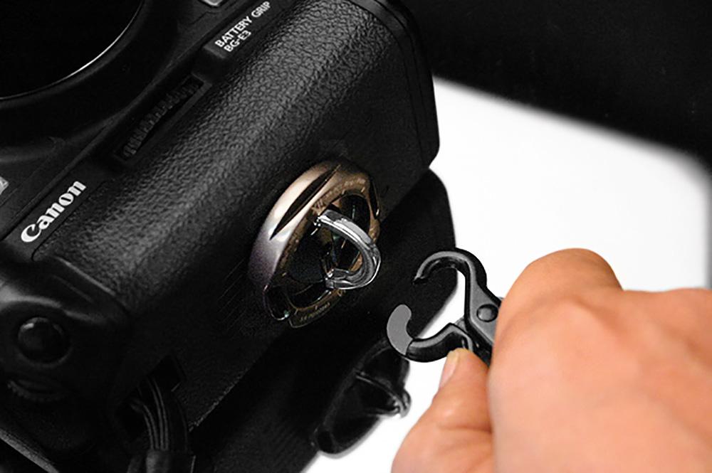 GARIZ ゲリズ Gun Shot Function カメラフック XA-SH1