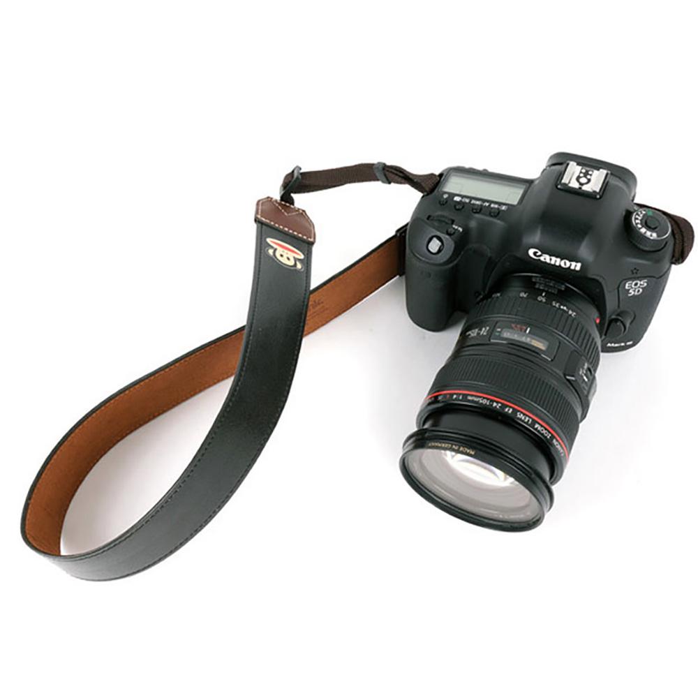 paul frank/ポールフランク SLR/DSLRカメラ用 ネックストラップ 13PF-SN06 BLACK ブラック