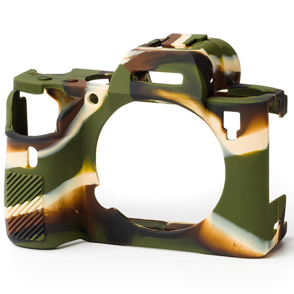 イージーカバー ソニー α7 III / α7R III /α9用 カモフラージュ   液晶保護フィルム付