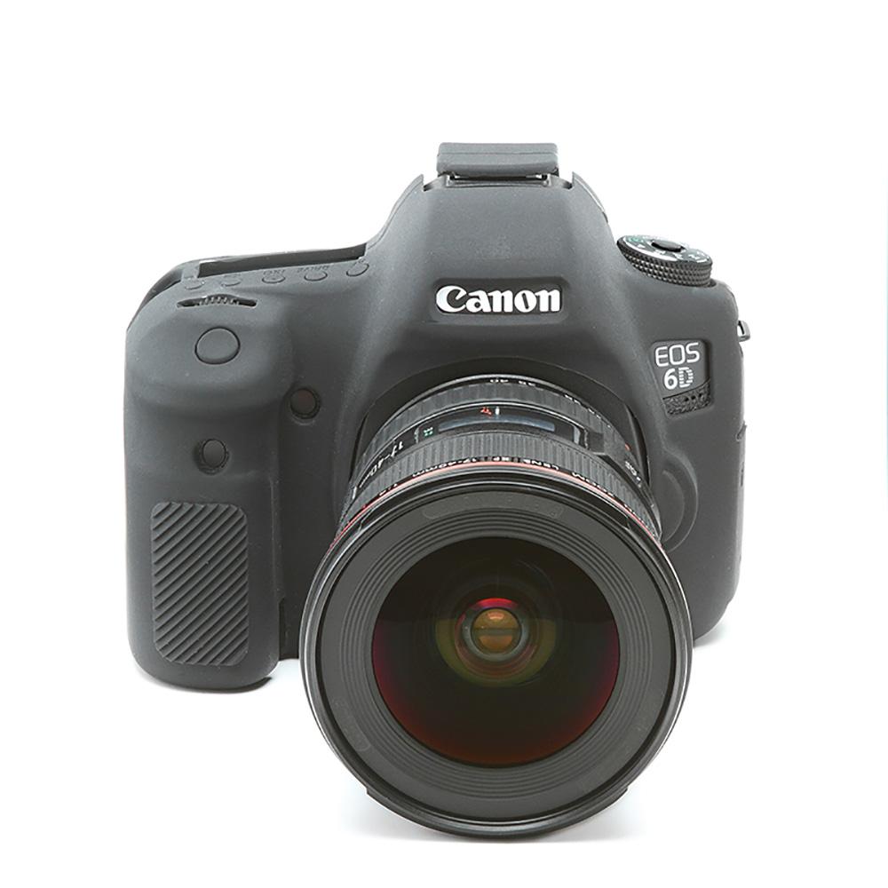 イージーカバー Canon EOS 6D 用 ブラック