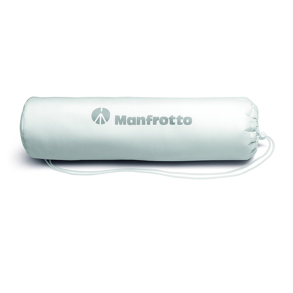Manfrotto 三脚 COMPACT Light フォトキット アルミ 4段 ホワイト MKCOMPACTLT-WH