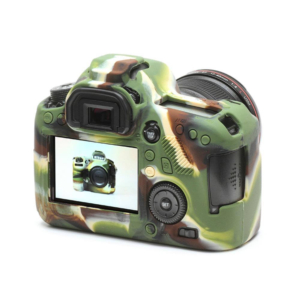 イージーカバー Canon EOS 6D 用 カモフラージュ