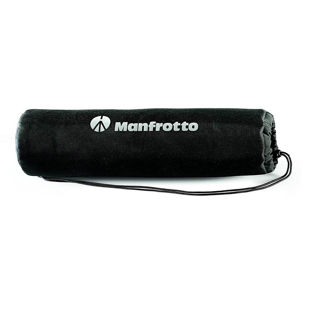 Manfrotto 三脚 COMPACT Light フォトキット アルミ 4段 ブラック MKCOMPACTLT-BK
