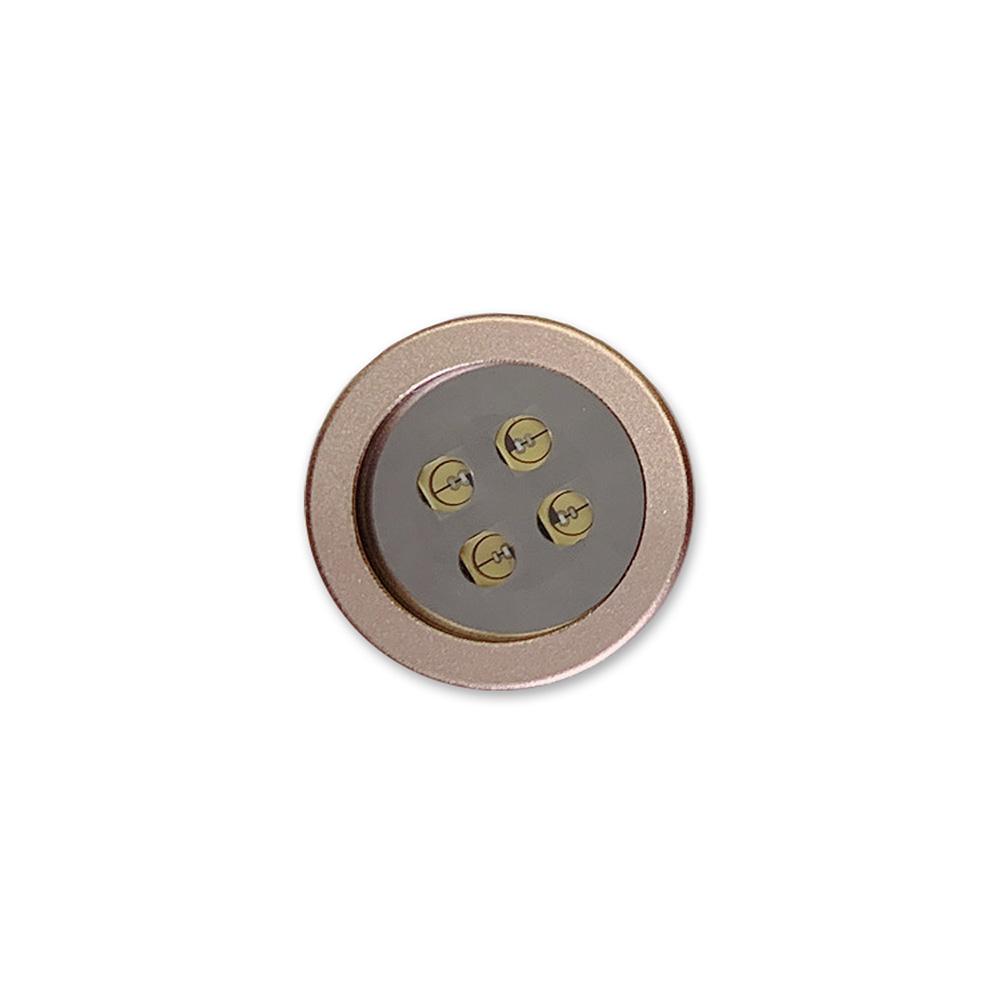 モバイル UVC-LED(深紫外線) クリーニングライト ピンク