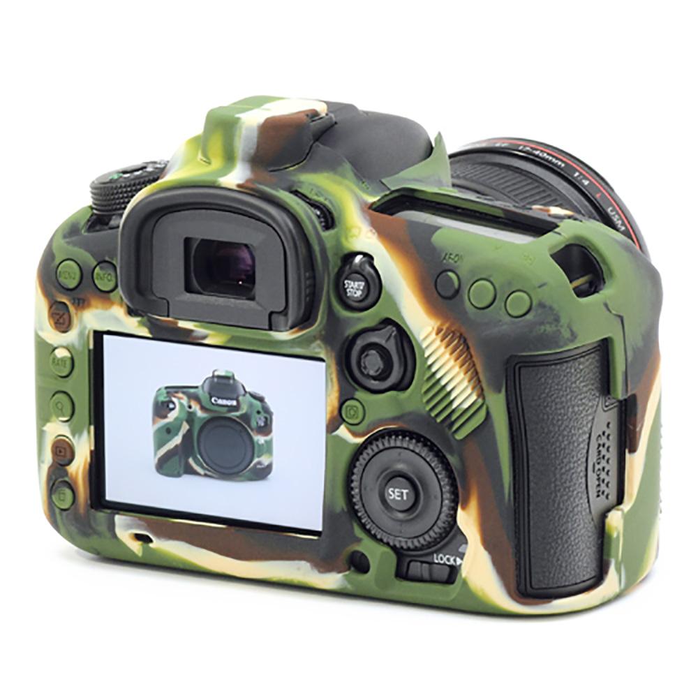 イージーカバー Canon EOS 7D Mark2 用 カモフラージュ